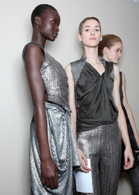 Spring/Summer 2011 Metallic Color Trends