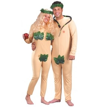 Halloween Costumes Adam And Eve