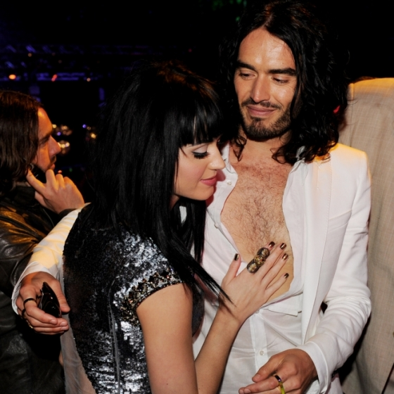 Katy Perry Russel Brand Indian wedding