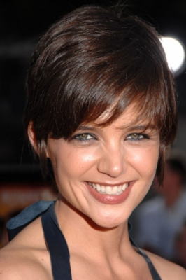 <br /><br /><br />It seems that Katie Holmes embarked on a project to challenge the misconception that short hair lacks any creativity. Therefore she decided to change her look twice the same year and go even shorter. The stylish Pixie cut is indeed one of the most stylish and memorable alternatives of the actress which made its way to the top hair styles of Katie Holmes.<br /><br />