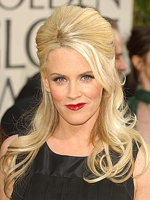 <br />This year we'll have the chance to spot the A-list looks of Jenny McCarthy more often on the red carpet. As an already well-known comedian she is present on the most prominent award shows as the perfect occasion to flaunt her beauty and brand new do. Long locks still rule her appearance still she would find versatile ideas on how to sculpt the strands to offer fans the pleasure to steal her hair styling ideas.<br /><br />