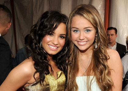 <br /><br />The two teen idols became best friends thanks to their collaboration with the Disney Chanel. Indeed Miley and Demi share the sparkling success as well as the most memorable moments of the red carpet events. Their friendship is indeed long-lasting and strong as both of them proudly claim.<br /><br /><br />