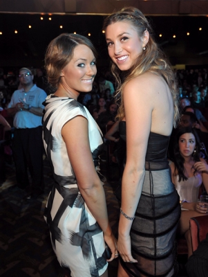 <br />The reality series stars don't hide their real-life friendship. Instead they just cant get enough of appearing as happy BFF both on the red carpet as well as other casual events. Lauren and Whitney hang out a lot together as the paparazzis have the chance to spot them on the beach as well as the mall.<br />