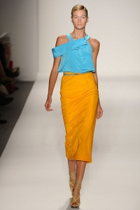 Spring Summer 2011 Midi Skirt Trends