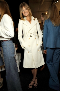 Spring/Summer 2011 Trench Coat Fashion