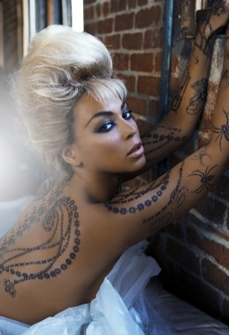 famous tattoo models wallpaper pictures