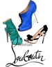 Christian Louboutin Shoes Spring Summer 2011