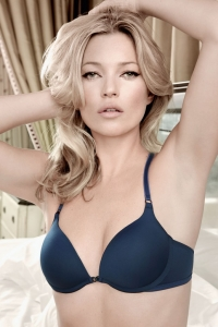 Kate Moss for Valisere Lingerie 2010 Campaign