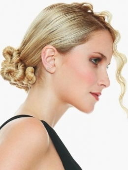 Glam Holiday Hair Styles