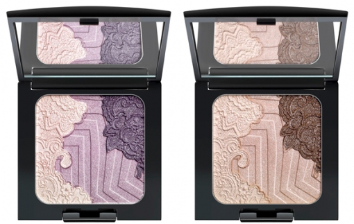 Experiment with the visual power of this lush highlighter that would turn your eye makeup into a real work of art. Choose either the Lilac or the Soft Brown palette that has an integrated mirror as well as offers you the thrill to try your hand at three fab shades.Use it as the best means to make your glimpse memorable.<br /><br />