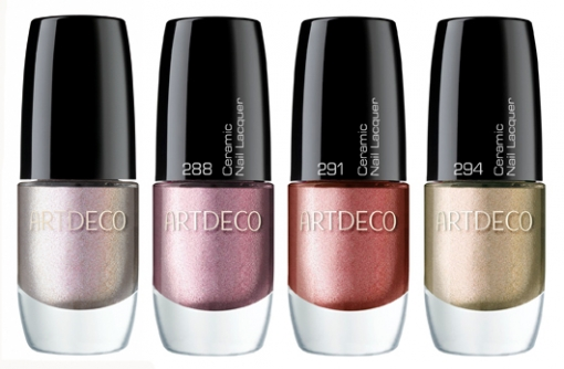 <br />Dress up your nails with these fabulous nail polish shades. Use your manicure to enjoy the pleasure of being in the spotlight. Choose from shades as Sparkling-Rose, Purple, Red and Beige to achieve the desired and show-stopping visual effect.<br /><br />