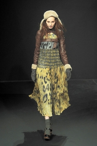 Fall Winter 2010-2011 Nomad Fashion Trends