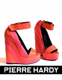 Pierre Hardy Spring Summer 2011 Shoe Collection