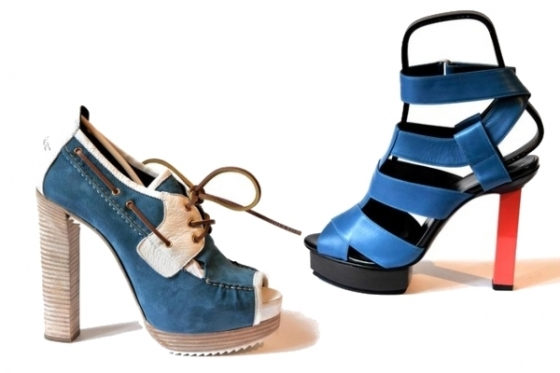 Pierre Hardy 2011 Spring Summer Sandals