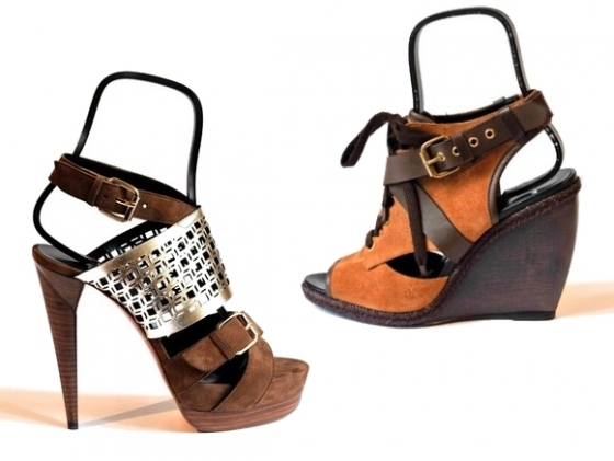Pierra Harndy SS 2011 Shoes