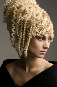 Phenomenal 21 Best Images About Weird Hair On Pinterest Hairstyles Pictures Short Hairstyles For Black Women Fulllsitofus