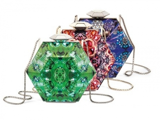 Matthew Williamson x Bulgari Bags
