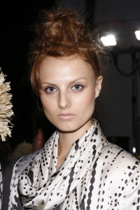 New Braided Hairstyle Trend from Sass & Bide