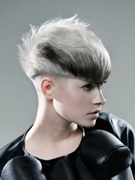 how to cut a haircut edgy hairstyles for 2698