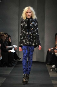 Fall/Winter 2010 Graffiti Prints Trend