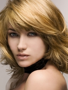 shoulder length hairstyles ideas