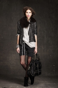 Fall/Winter 2010 Black Fashion Color Trend