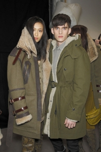 Winter Jackets - 2010 Fall Aviator Trend