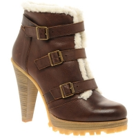 Shearling Accessories Fall 2010 Trends