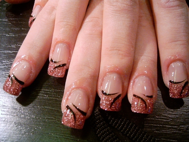 Simple Nail Art Design Ideas Easy Nail Art Designs For