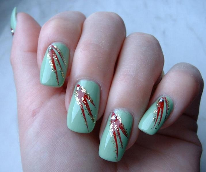 Simple Nail Designs: Easy DIY Nail Art Design Ideas