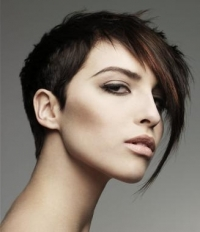 Cute Glam Punk Short Hair Styles