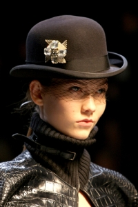 Fall/Winter 2010 Headwear Trends