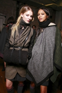 Fall/Winter 2010 Asymmetric Fashion Trend