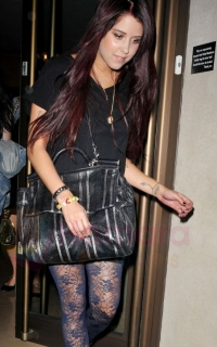 Celebrity Lace Tights Fashion