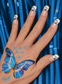Hot Nail Art Ideas