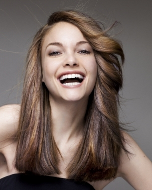 Hair Color Ideas  Brunettes on Stylish Hair Highlights Ideas For Brunette Hair