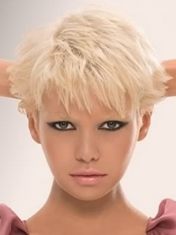 short hair styles for round faces  makeup tips and fashion
