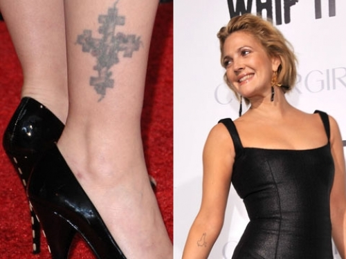 Scout the chic celebrity tattoos 2010 to draw some inspiration from the top