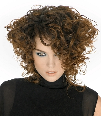 Fabulous Curly Hairstyle Ideas