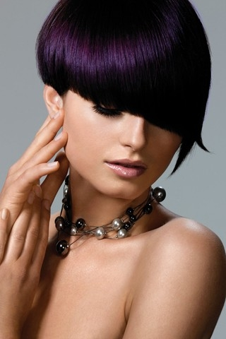 Dramatic Hair Color Ideas.