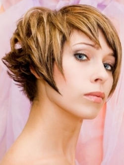 Cool Short Glam Hair Styles