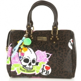 Skull Molly bag by Paul