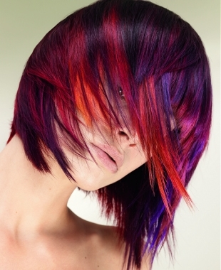 Hairstyle Dye : Cool Hair Color Ideas