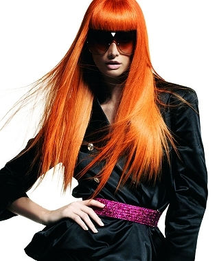 how to fix red hair dye