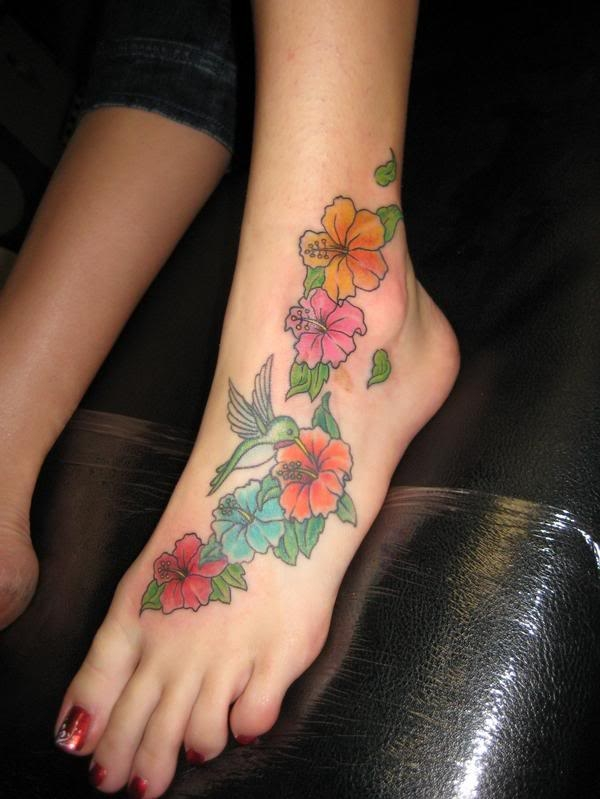 Most painful spots to get a tattoo for How sore is a tattoo on your foot
