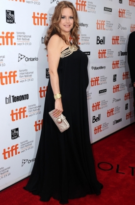 Kelly Preston Baby Bump