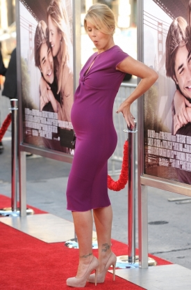 Christina Applegate Baby Bump