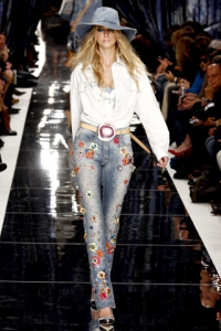Spring/Summer 2011 Denim Trends
