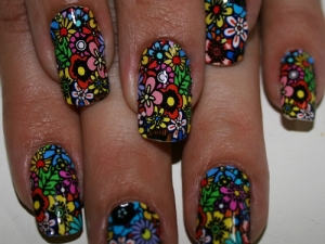nail art16 thumb Funny nails art decorations and funny ideas for cute Manicure