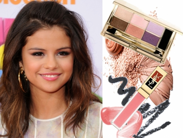 How to Get Selena Gomez's Makeup step by step